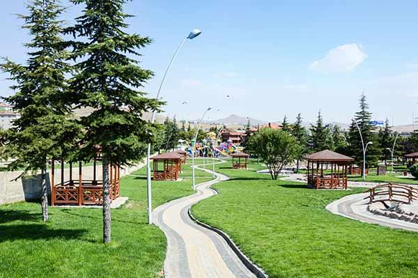 Nasrettin Hoca Parkı ve Çevre Düzenleme
