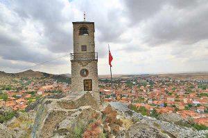 Saat Kulesi Mevkii Seyir Terası Yapım