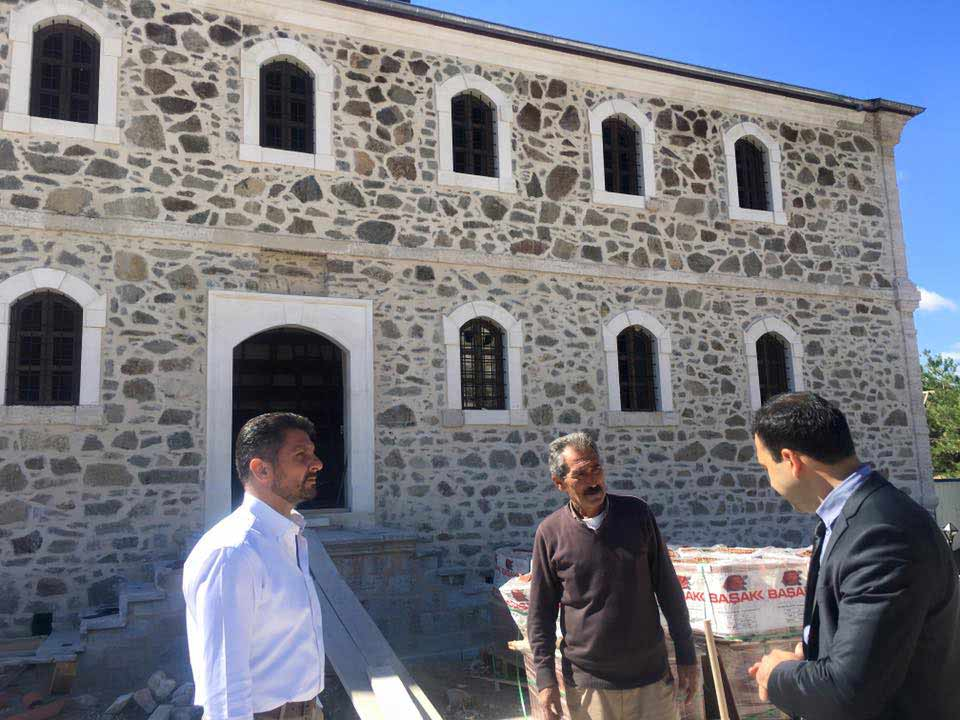 Eski Askeri Hastane Restorasyonu