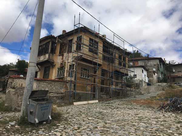 Yunusemre Kültür Evi Restorasyonu