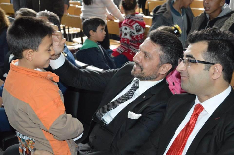 İlçemizde 23 Nisan Ulusal Egemenlik ve Çocuk Bayramı Düzenlenen Tören ve Etkinliklerle Kutlandı.