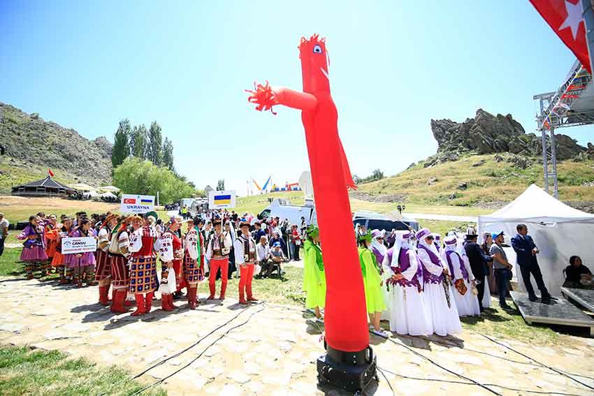 NASREDDİN HOCA KÜLTÜR VE SANAT FESTİVALİ 2017