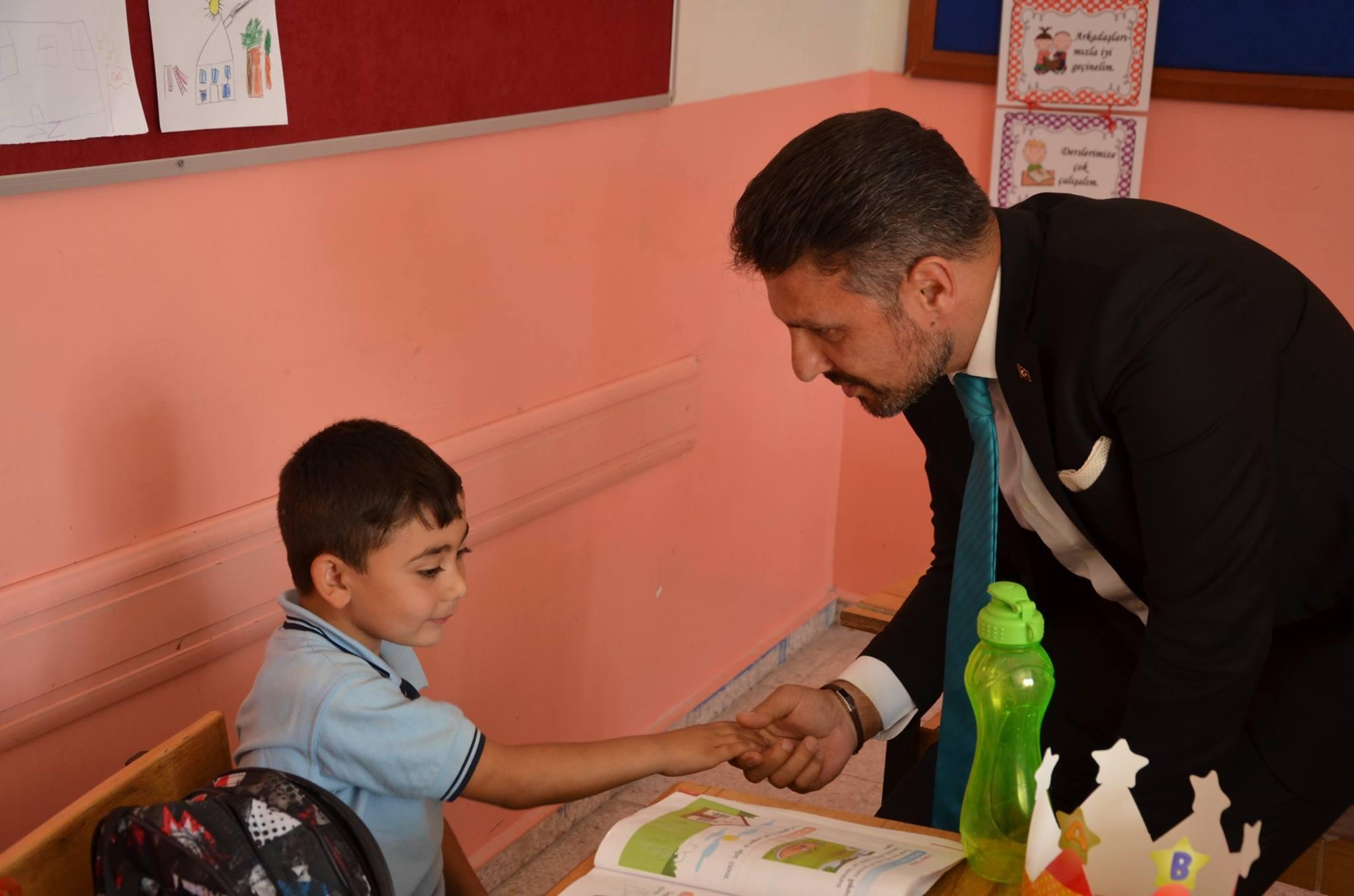 2017-2018 Eğitim-Öğretim Yılı Hayırlı Olsun.
