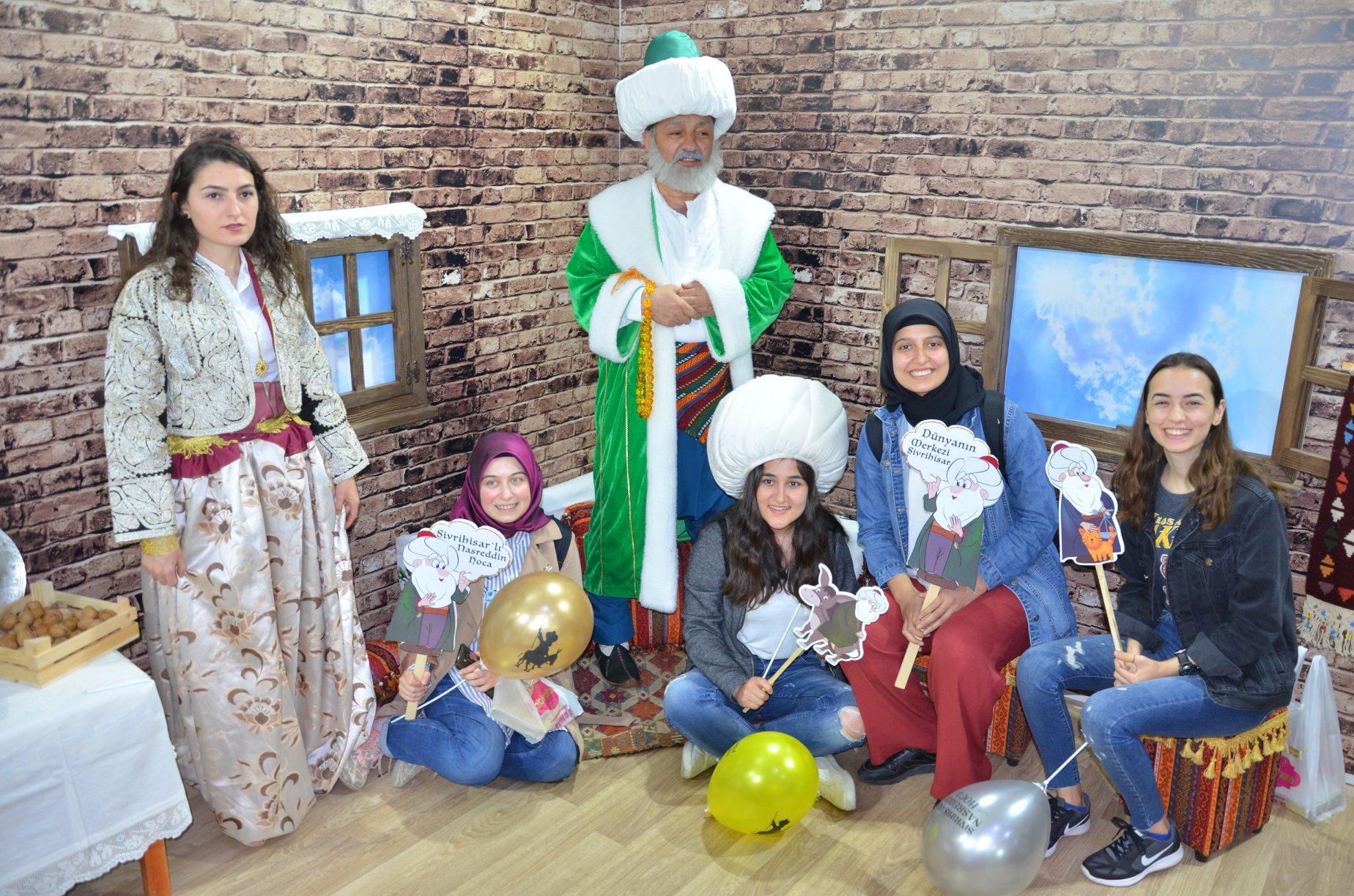 Sivrihisar Belediyesi Ankara'da İlgi Odağı Oldu