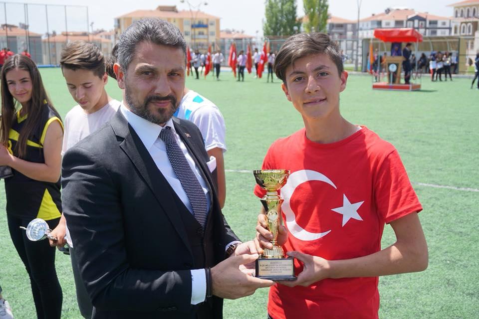 19 Mayıs Atatürk'ü Anma, Gençlik ve Spor Bayramı İlçemizde Coşkuyla Kutlandı