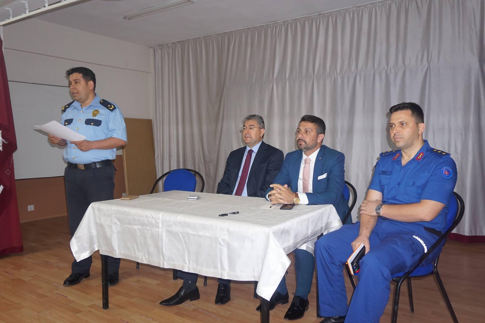 Güvenlik Toplantısı