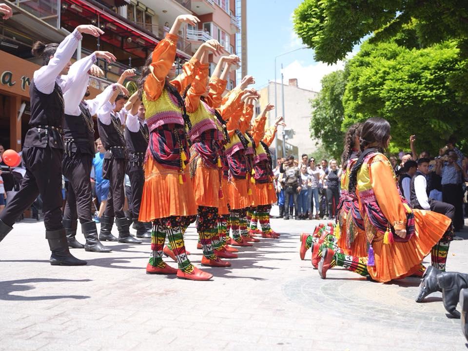Eskişehir'de Nasreddin Hoca Festival Korteji Başladı