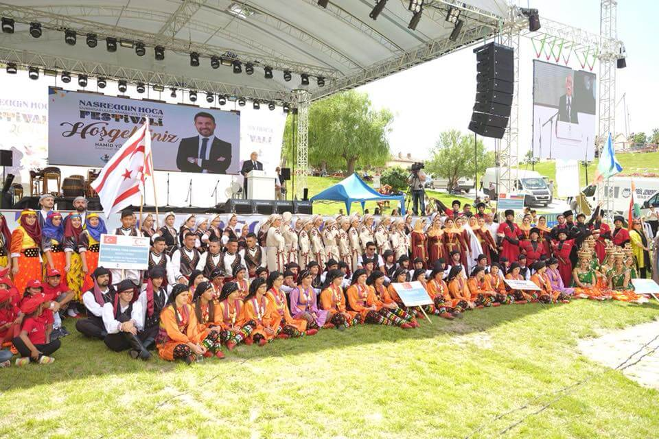 Sivrihisar Uluslararası NASREDDİN HOCA KÜLTÜR VE SANAT FESTİVALİ