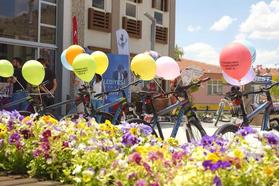Sivrihisar Sokakları Bisiklet Yarışması