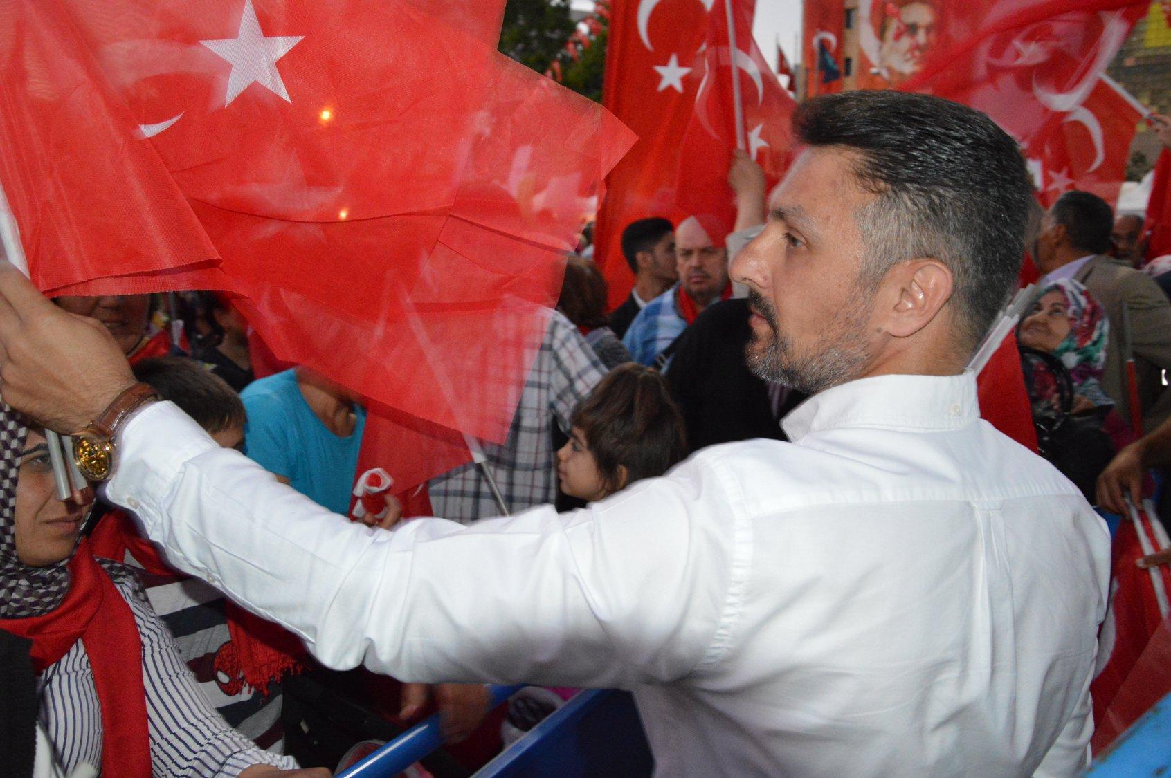 15 Temmuz Demokrasi Destanı