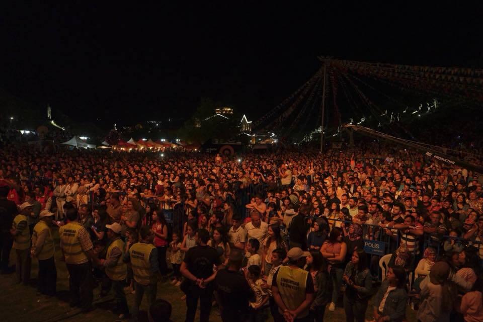 Sivrihisar Uluslararası Nasreddin Hoca Kültür Ve Sanat Festivali 'Koray AVCI' Konseri