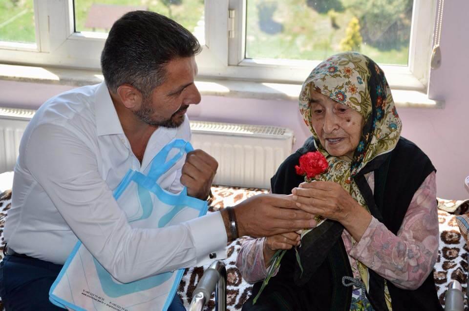 Yaşlılarımızın Bayramını Kutladık