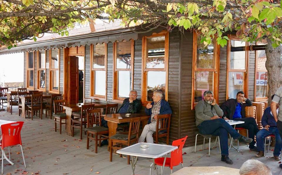 Belediye Çay Bahçemiz Düzenlendi