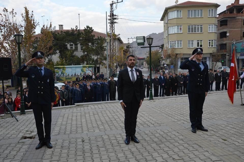 Cumhuriyetimizin Kurucusu Gazi Mustafa Kemal Atatürk'ü Ebediyete İntikalinin 80. Yılı