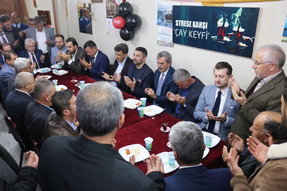 Eskişehir'de Gerenliler Dernek Binası açılışında Sevgili Gerenli hemşehrilerimizle bir araya geldik.