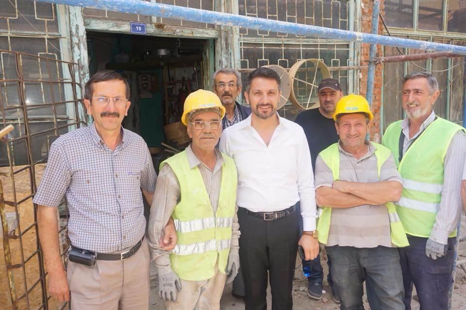 SİVRİHİSAR'DA Değişim Devam Ediyor