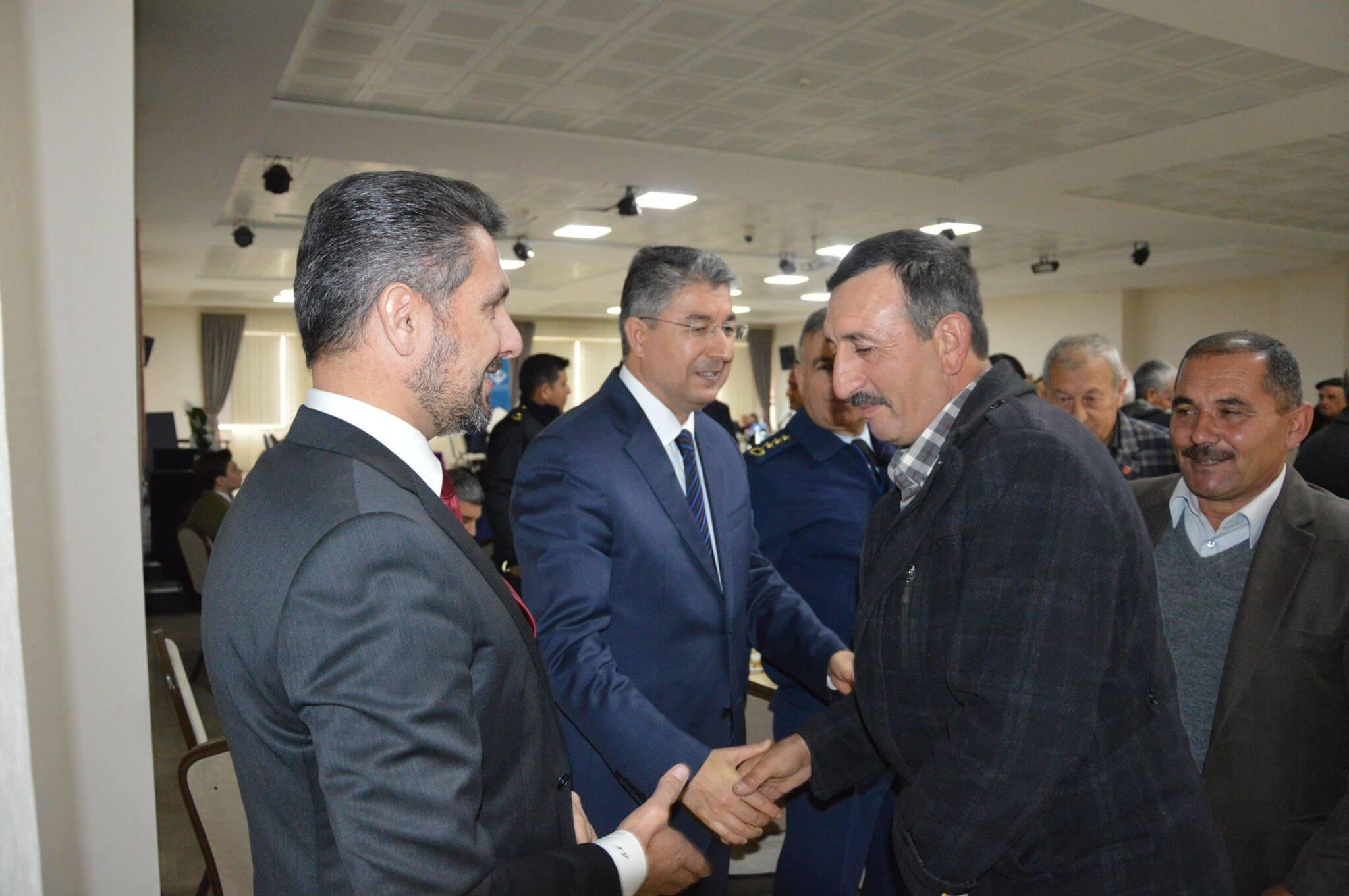 Aralık Ayı İlçe Güvenlik Toplantısı Yapıldı