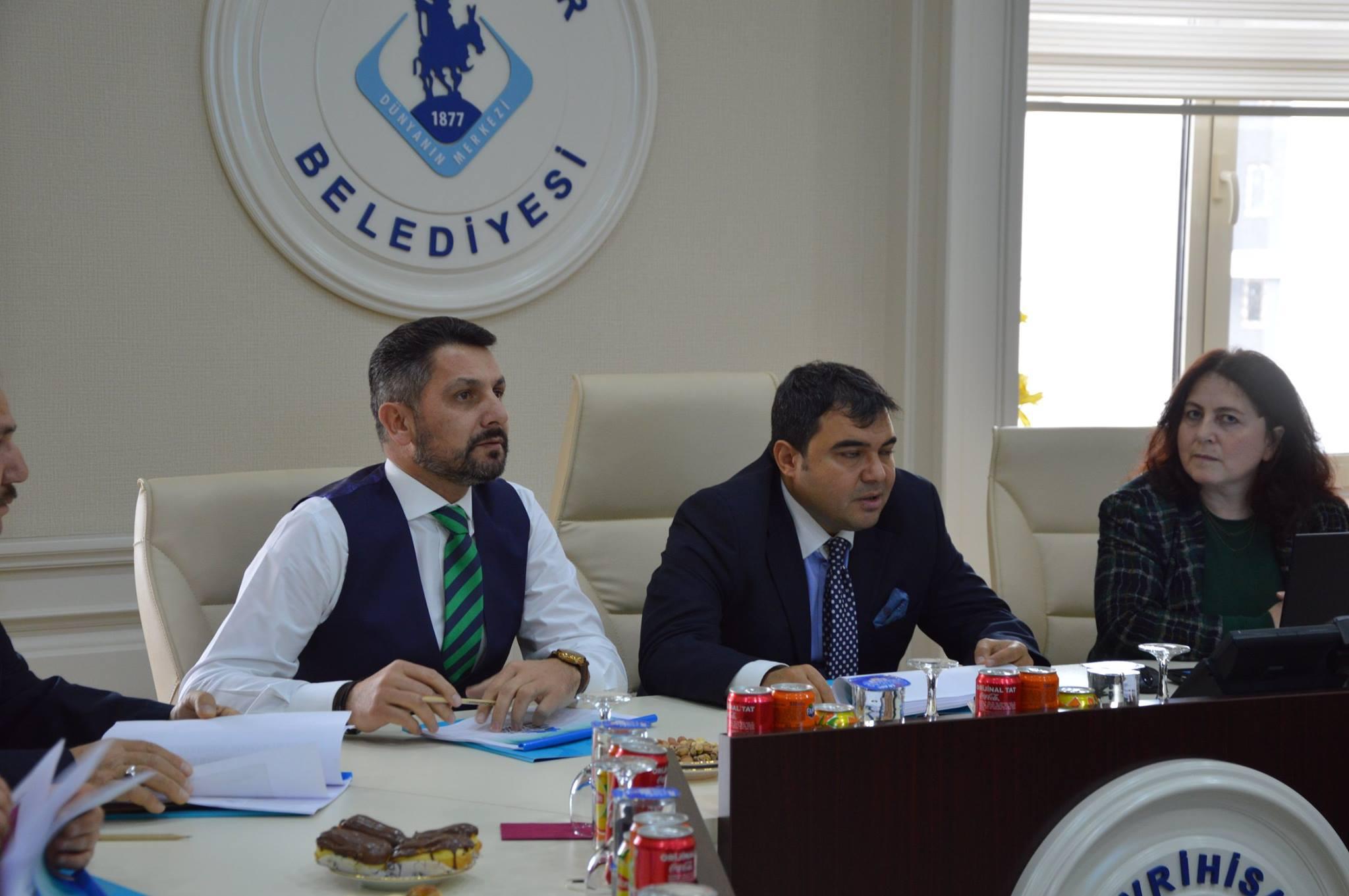 Eskişehir Vali Yardımcımız Alper Balcı Başkanlığında Sivrihisar Organize Sanayi Bölgesi 2018 Yılı Son Olağan Müteşebbis Heyet Toplantımızı Gerçekleştirdik.