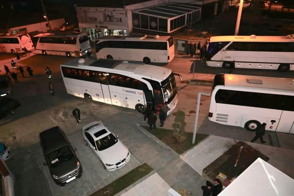 8 Mart Cuma Günü Sivrihisarlı Kadınlarımızı Mevlânâ Celâleddîn-i Rûmî'nin Şehri Konya'ya Uğurladık